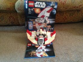 Lego Star Wars T-6 Shuttle