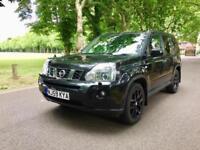 Nissan X-Trail 2.0 Tekna 2009 SatNav Camera keyless entry & start leather seats