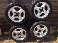 Alloy Wheels 185/55/R14