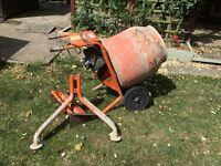 Electric cement mixer Belle Mini 150