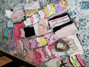 Baby girl clothing for sale.  6 months to 5years.