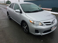 2011 Toyota Corolla CE..IMMACULATE
