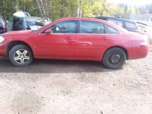 PARTING OUT 2007 CHEVROLET IMPALA