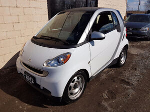 2012 Smart Fortwo Certified Emission