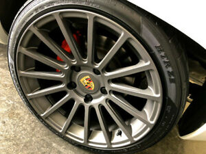 "18"" Victor Equipment Porsche Fitment"