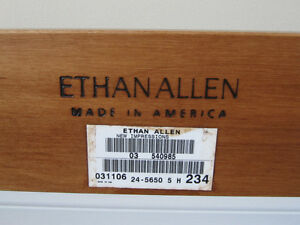 Ethan Allen Bed for Sale Strathcona County Edmonton Area image 2