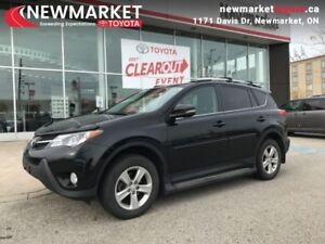 2014 Toyota RAV4 XLE  - local - one owner - trade-in - $74.80 /W
