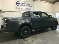 2021 21 ISUZU D-MAX 21MY V CROSS IN GREY EURO 6 ALL MODELS AVAILABLE BOOK YOUR D