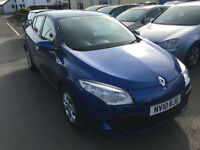Renault Megane 1.5dCi 106 6sp New Expression 10/10