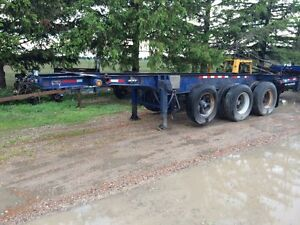 20 ft container chassis and SA dollies  London Ontario image 6