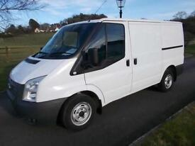FORD TRANSIT 280 100PS VAN 12 REG 90,500 MILES SIX SPEED