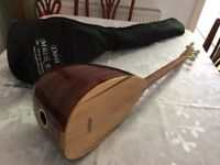 Turkish Saz Baglama instrument