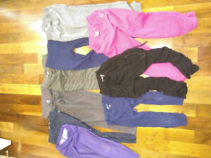 GIRLS ATHLETIC PANTS / LEGGINGS