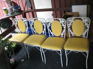 retro style chairs