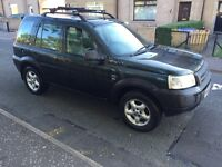2003 52 Land Rover freelander td4 diesel and taxed drive away!!! Cheap p/ex or swap