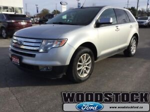 2010 Ford Edge SEL  SEL, CANADIAN COMFORT PACKAGE