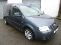 Volkswagen Caddy Maxi 1.9TDI ( 104PS ) 5 seat Bus Maxi Life