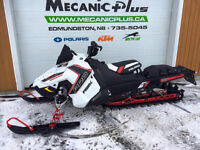 2016 POLARIS PRO-RMK 800 SNOW CHECK DEMO