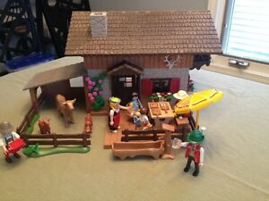 Playmobil Swiss Alps Chalet