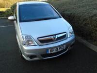 Vauxhall Meriva 1.4i Active. FSH. ONE OWNER. WARRANTY. AC. EW.