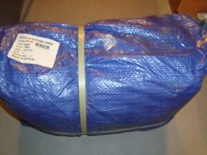 Brand New 30-ft x 50-ft General Purpose Blue Poly Tarp