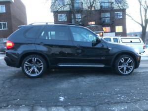 BMW X5  2007  3.0SI  7 passagers
