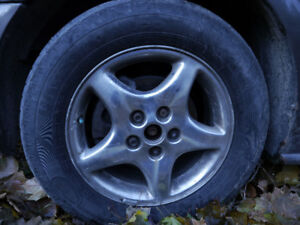CRESTON: 2 sets of rims ($160 each)