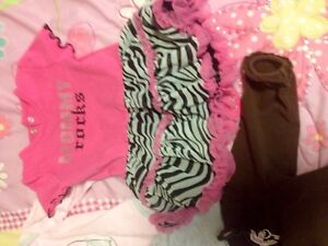 Outfits from 3-6 months. Smoke and pet free home! Regina Regina Area image 7