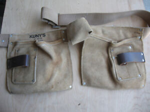 Leather Tool belt-$20.00