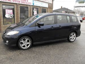 2010 MAZDA 5  LOADED  SUNROOF  3RD ROW SEATS  A MUST SEE Windsor Region Ontario image 2