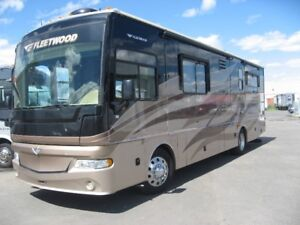 Fleetwood Expedition 34H 2008 - Pusher Diesel