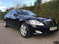 2008 Mercedes-Benz S320 3.0TD 7G-Tronic S320 CDi