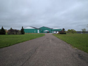 Warehouse in Bouctouche