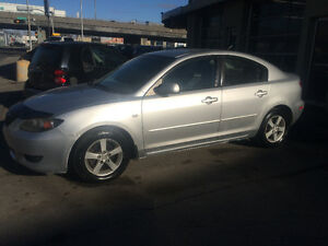 2005 Mazda Mazda3 Berline**AUTOMATIQUE**