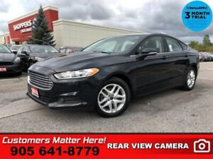 2014 Ford Fusion SE  ROOF CAMERA BT POWER SEAT ALLOYS