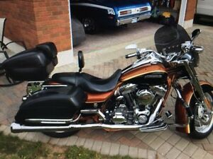2008 Harley Davidson CVO Road King