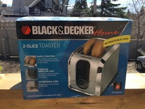 Never used toaster !