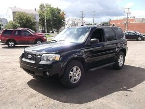 Ford Escape 4WD 2007 (cuir+toit)
