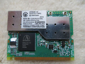 LAPTOP WIRELESS WIFI CARD London Ontario image 1