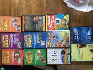 Christian DVDS