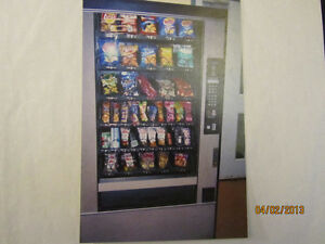 Vending Route: Cold Drinks, Snacks London Ontario image 1