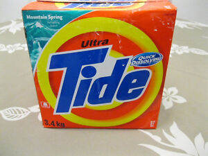 New Unopened Box of Tide