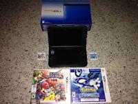 Nintendo 3DS avec 2 jeux
