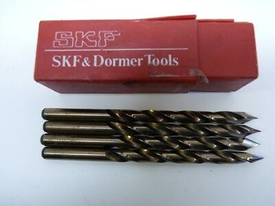 4 Skf-dormer Tools Hsco 1564 Drill Bits