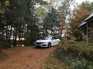 2016 Honda Civic Coupe Coupe (2 door)