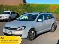 2013 Volkswagen Golf SE TDI BLUEMOTION ESTATE ESTATE Diesel Manual