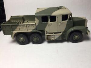 vintage Dinky Toy Medium Artillery truck