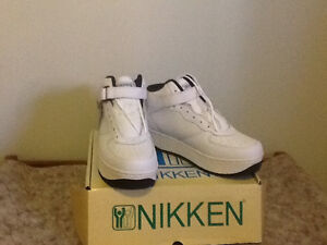 Weighted walking shoes from Nikken