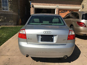 2005 Audi A4 1.T LETHER. NO EXCEDENT