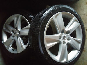 ToyotaCamry Sienna Avalon MR2 Previa 215-45-17 5X114.3 with TPMS